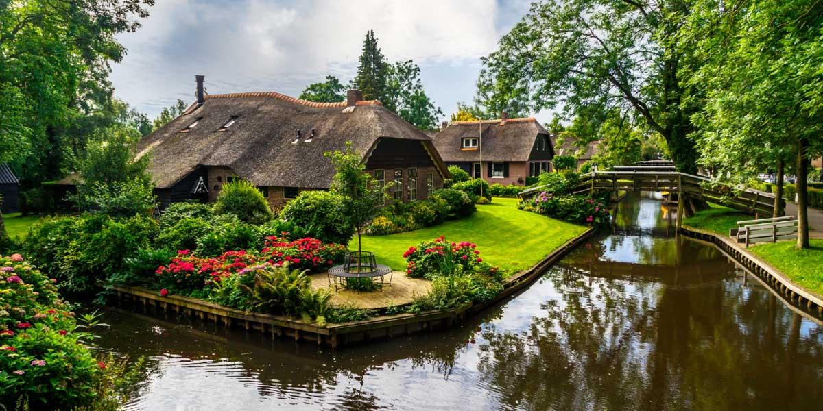 villages in netherlands