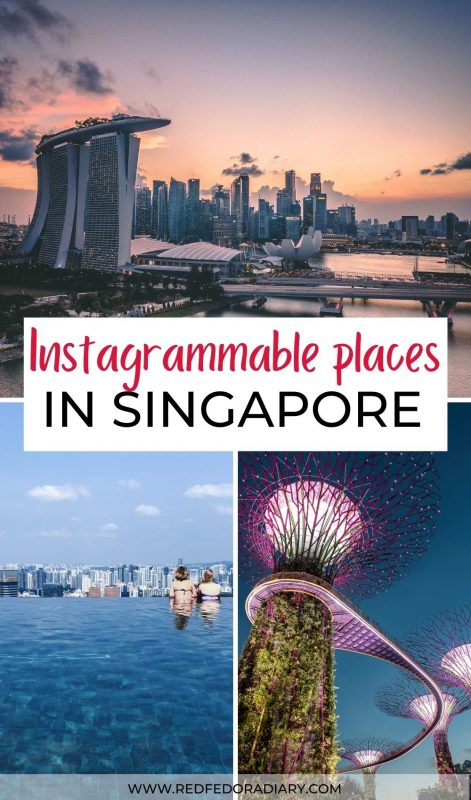 Top 8 Most Awesome Instagrammable Places In Singapore 1