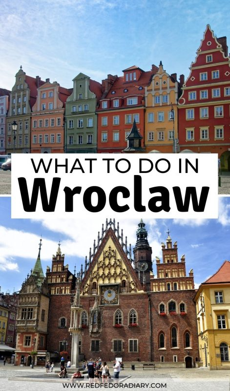 things to do in Wroclaw