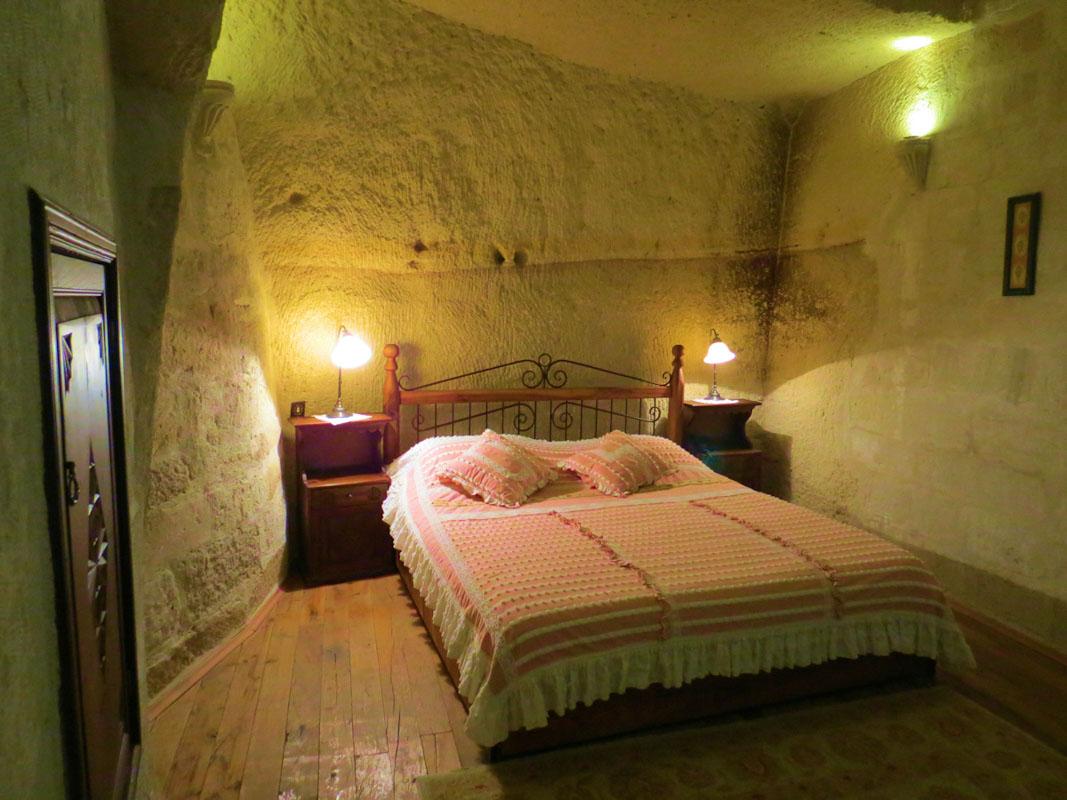 cave hotels in cappadocia