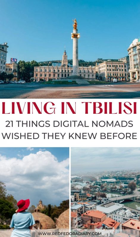 Living in Tbilisi: 21 Things Digital Nomads Wished They Knew Before 4